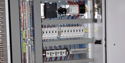 EQUIPMENT AND ELECTRICAL NETWORKS